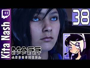 Mass Effect Andromeda Livestream: MEMORY TRIGGERS & CHILL |Part 38| Biotic Female Ryder Gameplay