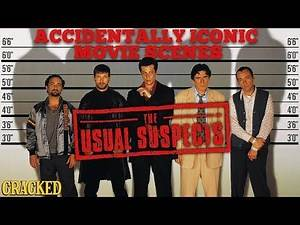 Accidentally Iconic Movie Scenes - The Usual Suspects