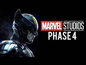 *NEW* WOLVERINE in the MCU Announcement - Marvel Phase 4 Explained