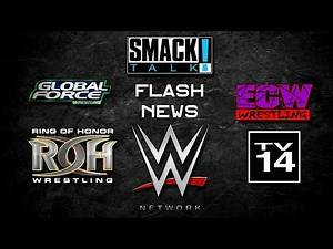 FLASH NEWS! WWE TV-14 SHOW TNA AND ROH ON NETWORK