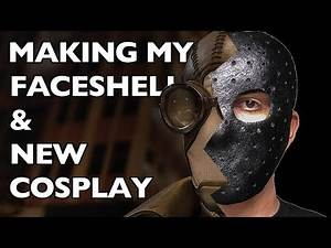 Spider-Man Noir (PS4) Cosplay Announcement and Faceshell