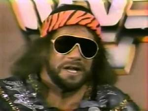 Macho Man Randy Savage Promo on Hulk Hogan (04-26-1986)