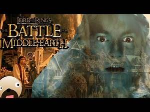 Galadriel with the Ring Conquers Rivendell - Battle for Middle Earth 2