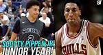 Scotty Pippen Jr TOP PLAYS From Junior Season - First Season At Sierra Canyon FULL HIGHLIGHTS