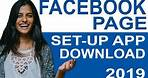 How to add download app button on your facebook page