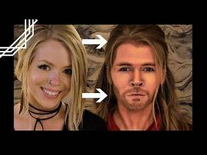 Thor Transformation Tutorial and GIVEAWAY Winner!