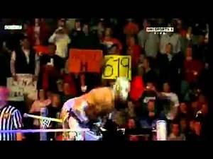 Triple H & Edge & Rey Mysterio vs Cm Punk & Chris Jericho & Luk Galows