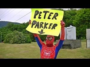 Spider-Man In Real Life - Peter Parker Is Spider-Man
