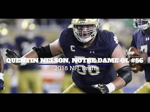 "Quentin Nelson ""The Finisher"" 