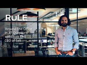 Salt | Around the Office in 37 Questions