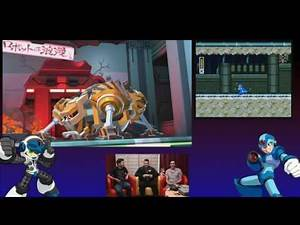 Double Fine Game Night - Mighty No. 9 Vs Mega Man X & Bloodstained Vs Castlevania SOTN