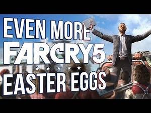 Even More Far Cry 5 Easter Eggs and Secrets