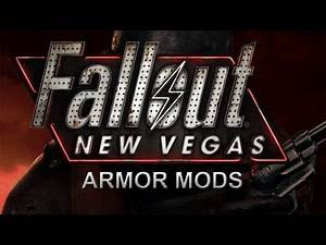 Fallout New Vegas: My Armor Mod Collection