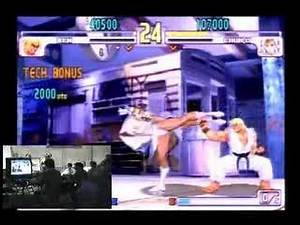 Streetfighter III Tournament - Daigo's Comeback