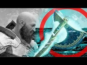 Why Kratos' Axe Feels SO Powerful   Game Mechanics Explained