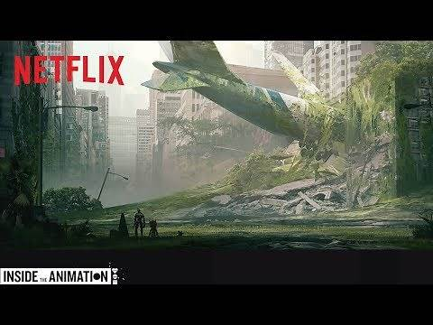 LOVE DEATH ROBOTS | Inside the Animation: Three Robots | Netflix