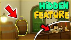 NEW* Hidden Feature!? In Fishing Simulator - ROBLOX