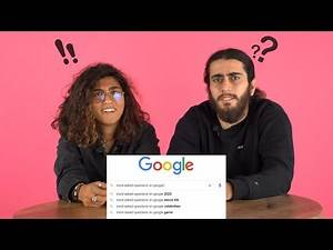 Google's most asked questions about WOMEN!!! (Office Edition) | Trifid Media
