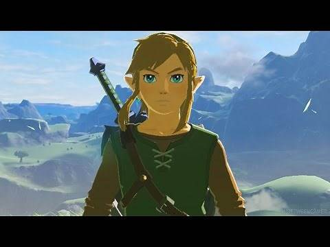 HOW TO GET LINK'S GREEN TUNIC (TUNIC OF THE WILD)   The Legend of Zelda: Breath of the Wild