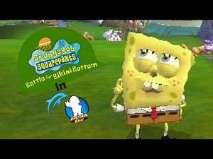 Spongebob Squarepants Battle For Binki Bottom Working on Dolphin 🐬 Emulator!