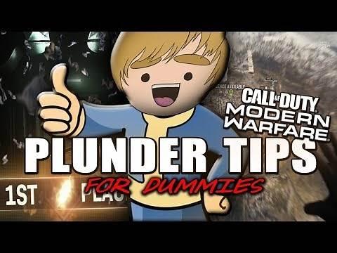 Modern Warfare Plunder Tips For Dummies - Warzone