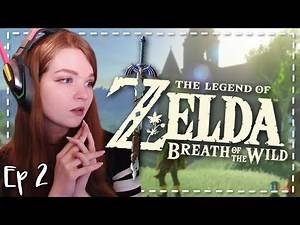 The Temple of Time   Let's Play Legend of Zelda: Breath Of The Wild   Ep 2