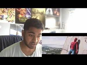 "Spider man Homecoming ""Spiderman vs Vulture Fight"" Movie Clip - Reaction"