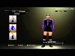 WWE '12: MVP CAW Formula (XXDamageXX666)