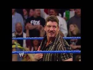 "Eddie Guerrero Debuts New Theme Song ""Viva La Raza"" (SmackDown 02.26.2004)"