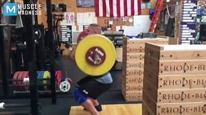 John Cena - Strongest WWE Wrestler Workout _ Muscle Madness-H2LO0lVdBB0