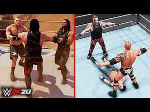 WWE 2K20 Top 10 ICONIC Tag Team Moments That needs to happen!