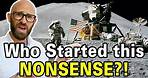 Who Started the Moon Landing Hoax Conspiracy Theory?