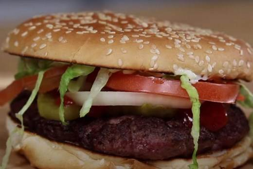 Chef reveals how to make a Burger King Whopper at home
