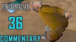 Final Fantasy VII Walkthrough Part 36 - Palmer Boss Battle & Tiny Bronco Flight
