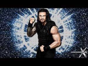 WWE Roman Reigns 3rd Theme Song HD Official