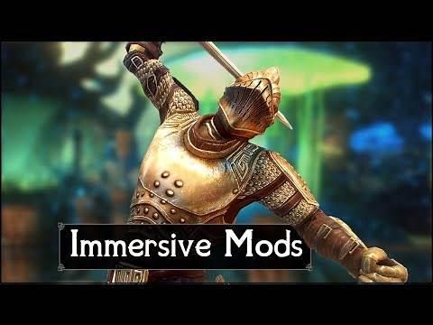 How To Make Skyrim A Whole Lot Bigger – The Elder Scrolls 5: Skyrim Mods #13