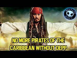 No more PIRATES OF THE CARIBBEAN without Depp