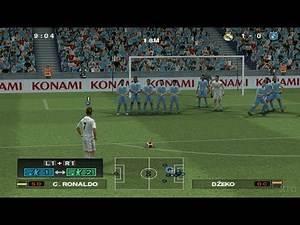 PES 2014 PS2 Gameplay HD (PCSX2)