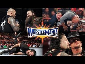 WWE WrestleMania 33 Full Match Card PREDICTIONS!