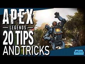 APEX LEGENDS | 20 Tips n' Tricks!