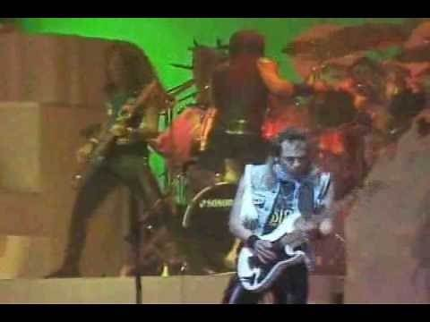 Iron Maiden - The Prophecy - Video Clip
