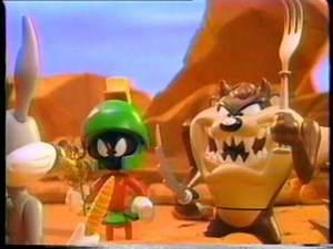 Looney Tunes Toys (Tyco 1994).mpg