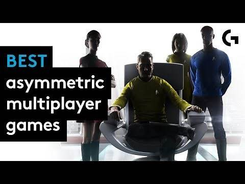 Best asymmetric multiplayer games on PC