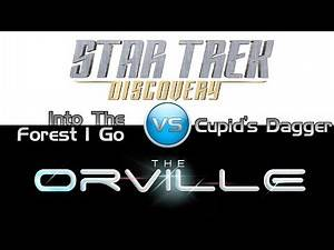 Trek it Or Wreck it #8: Fall Finale of Discovery vs. This Week's Orville