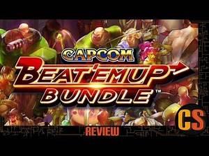CAPCOM BEAT 'EM UP BUNDLE - REVIEW