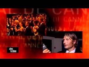Mads Mikkelsen wins Best Actor at Cannes Interview
