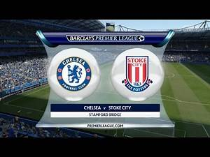 FIFA 16 - Chelsea vs. Stoke City @ Stamford Bridge