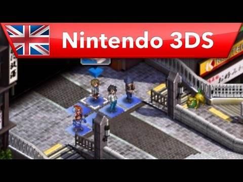 Shin Megami Tensei Devil Survivor 2: Record Breaker - Battle Trailer (Nintendo 3DS)
