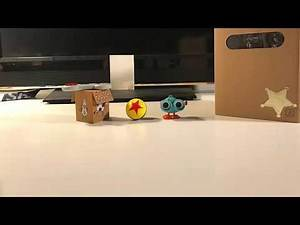 HEROCROSS Woody from Toy Story action figure review