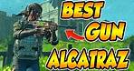 CoD BLACKOUT | THiS iS THE BEST GUN TO USE ON ALCATRAZ!!! (22 KiLL WiN)